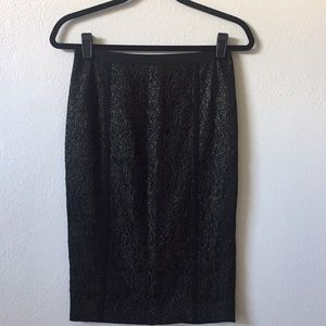 Rachel Roy lace skirt